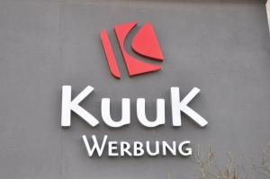 Lichtwerbeanlagen von KuuK Werbung