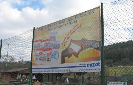 Mesh Banner Maxit