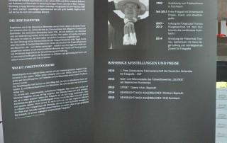 Rollup für das Deutsche Dampflokomotiv Museum