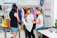 Textil Beratung bei KuuK Werbung