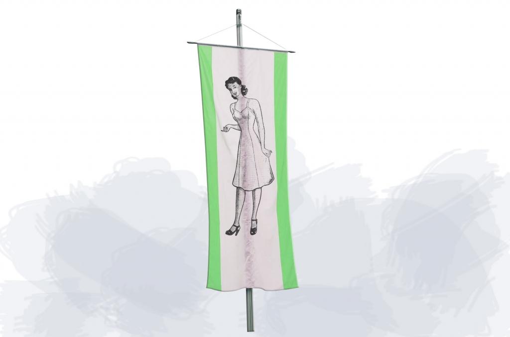 Bannerfahne
