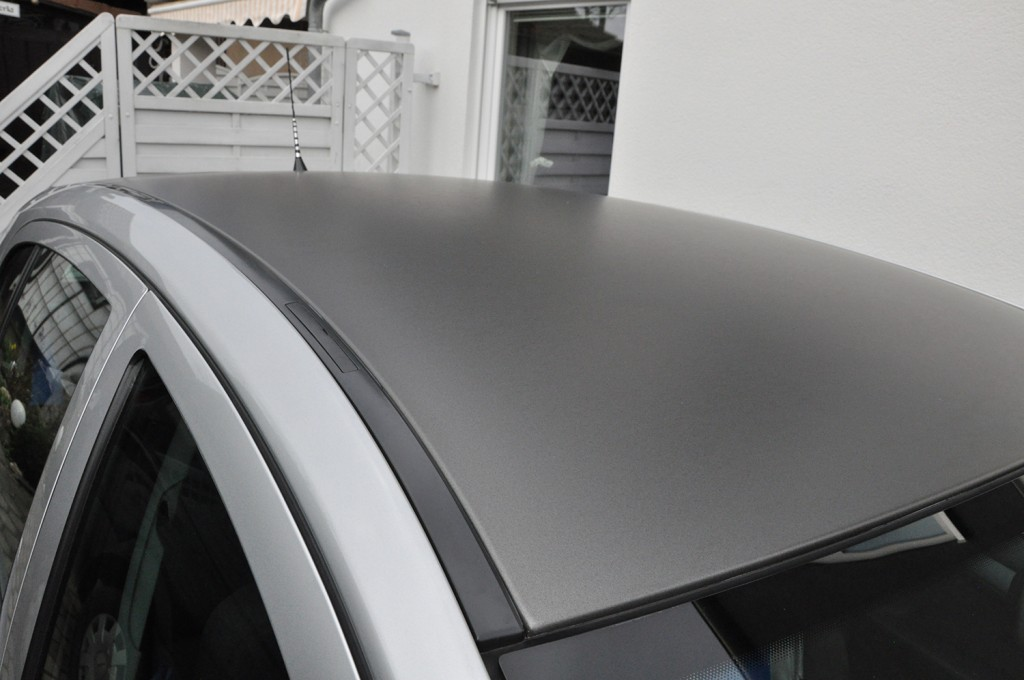 Car Dekor Dachfolierung