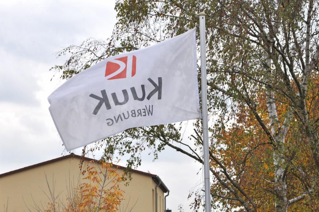 Hissflagge Querformat Fahne