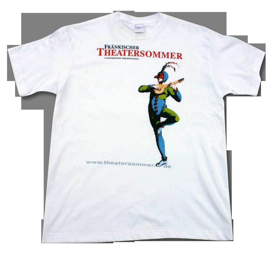 T-Shirt Direktdruck